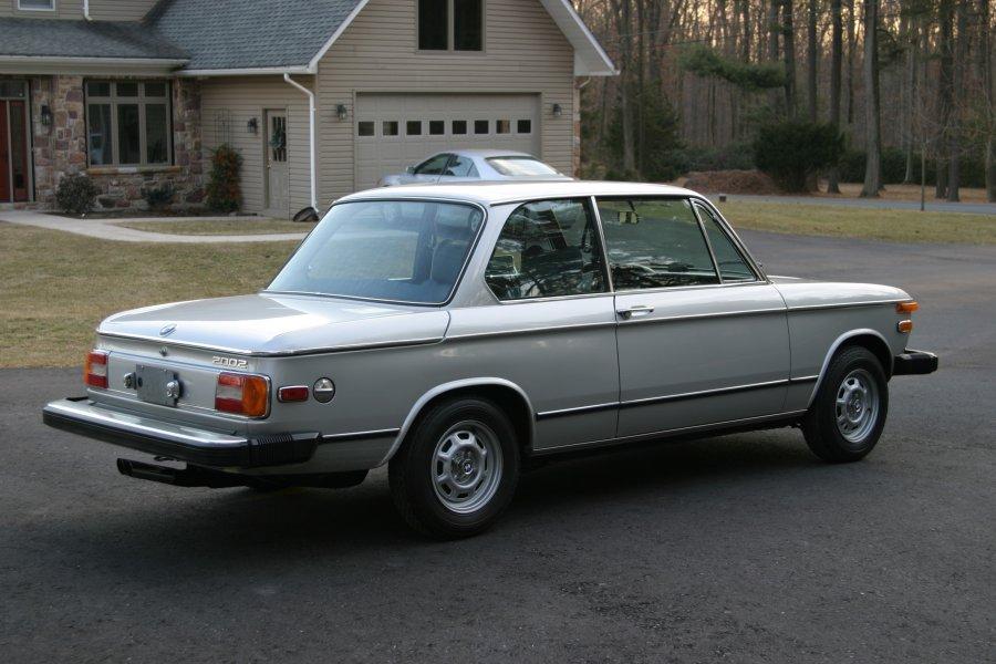 1976 Bmw 2002 L Amp M Classic Cars