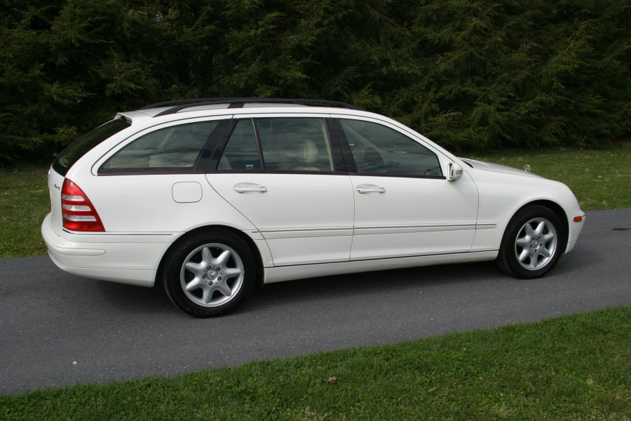 2004 mercedes c240 spt wagon l m classic cars. Black Bedroom Furniture Sets. Home Design Ideas