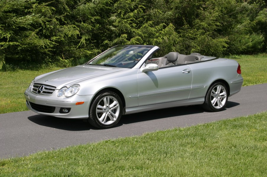 Image gallery 2006 mercedes clk350 for 2006 mercedes benz clk350 convertible
