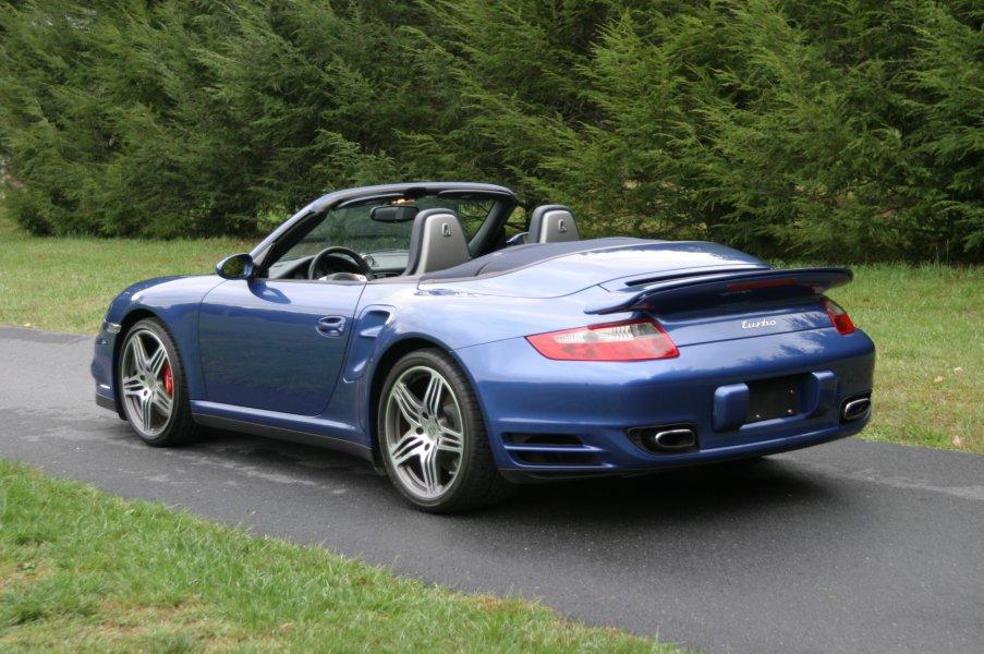 2008 porsche 911 turbo l m classic cars. Black Bedroom Furniture Sets. Home Design Ideas