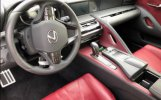 2018 Lexus LC500 Interior