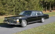1984 Cadillac Fleetwood